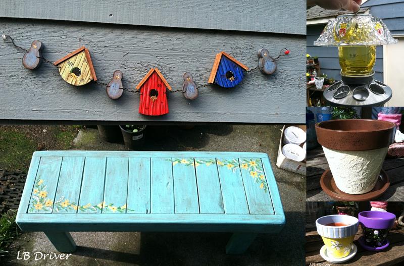 Plywood Yard Art Patterns
