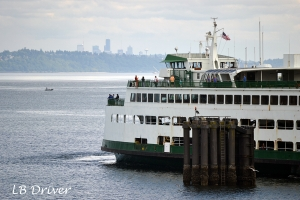 ferry and seattle