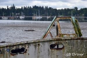 wrecked boat II - sig
